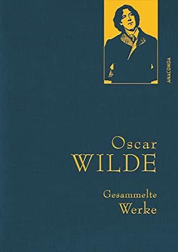 Wilde,O.,Gesammelte Werke (Anaconda Gesammelte Werke, Band 9)