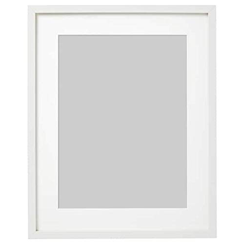 IKEA RIBBA Rahmen in weiß; (40x50cm)