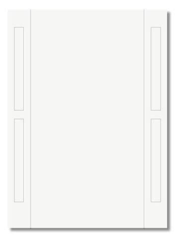 Selbstklebende Paketscheine Adressaufkleber Online Frankierung Aufkleber DHL DPD Versandetiketten Label Etiketten Hermes A5 Neu (1000)