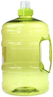Large Water Bottle 2 Litre Big Drink Water Kettle Lime Green BPA Free for Sport Gym Training and Workout