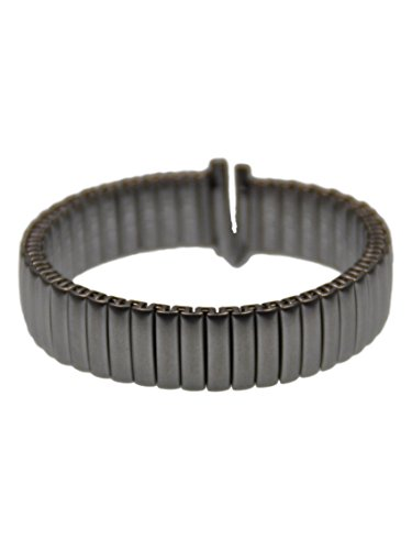 Rowi FixoflexS Zugband 12mm Uhrenarmband Edelstahl Flex Armband Uhr Band 382997