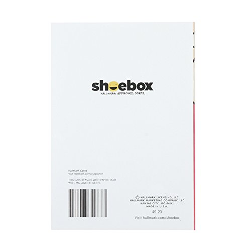 Hallmark Shoebox Funny Anniversary Card, Love Card (Donut Joke) Photo #3