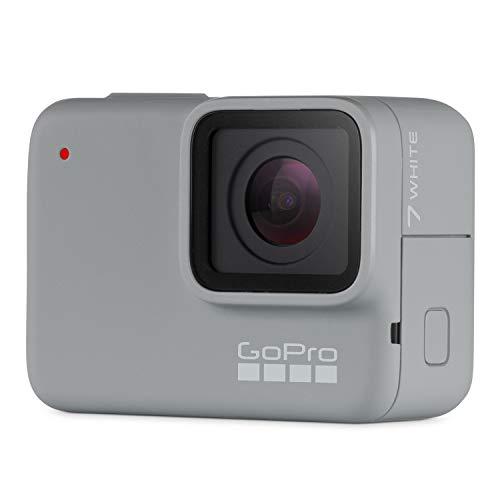 【国内正規品】GoProHERO7WhiteCHDHB-601-FWゴープロヒーロー7ホワイトウェアラブルアクションカメラ【GoPro公式】