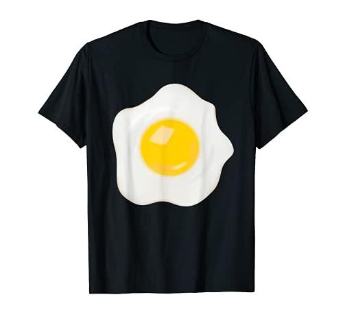 Divertido Disfraz Huevo Frito Disfraces Hombre Mujer Nios Camiseta