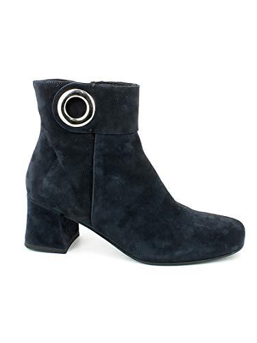 PROGETTO, Damen Stiefel & Stiefeletten Blau blau, Blau - blau - Größe: 39 EU