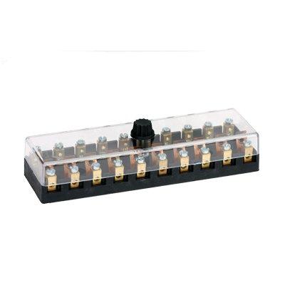 M8/Filettatura rosenice auto fusibile titolare scatola dei fusibili per 1/Mega Backup