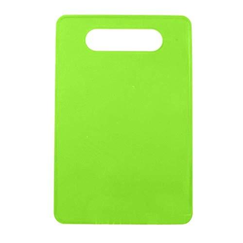 GPWDSN Tapetes para Tablas de Cortar, Color ecológico, plástico, Antideslizante, Tabla de Cortar, virutas de Queso, cepilladora, Cocina, Accesorios de decoración del hogar