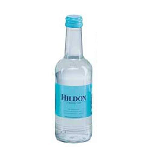 HILDON(ヒルドン) 無発泡 330mLx24本入り グラスボトル