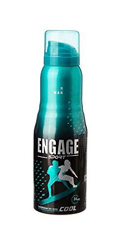 Glamorous Hub Sport desodorante en spray fresco para hombre, 150 ml / 165 ml