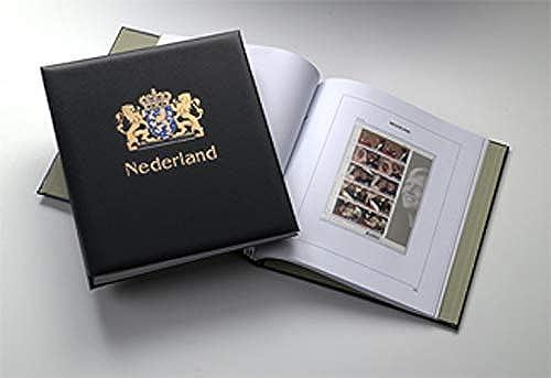 DAVO 135 Luxus Briefmarken-Album Niederlande V 2000-2007