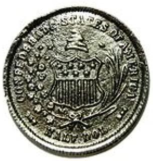 Replica Confederate Half Dollar--Coin