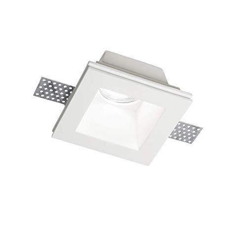 Plafondlamp 50W GU10 Ideal Lux