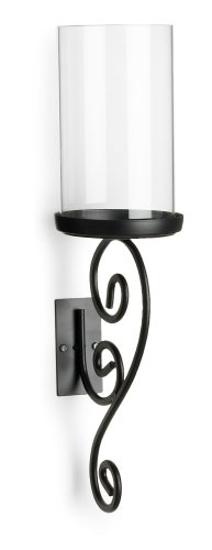 DII Scroll Sconce