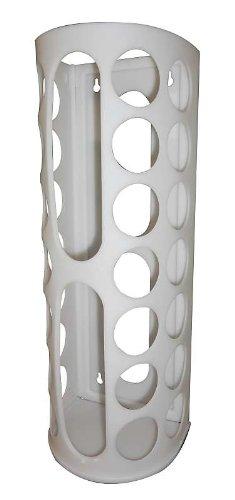 Plastiktütenhalter 45 cm Plastiktütenspender Müllbeutelspender Müllsackspender Mülltüten (Tütensammler, Einkaufstütenhalter, Tütenaufbewahrung)