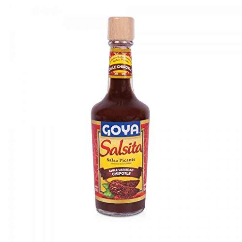 Goya – Hete Saus – Met Verscheidenheid van Chipotle Chili 226 Ml