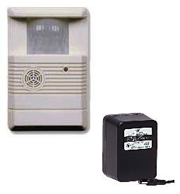 Catscram Electronic Cat Repellent With AC Adapter