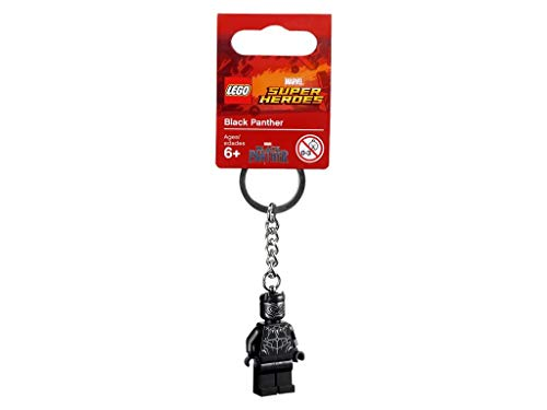 LEGO 853771 Marvel Super Heroes Black Panther Key Chain