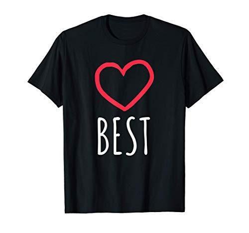 Best Friends Mejores Amigos Camiseta