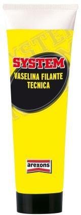 Grasso Vaselina Filante Tecnica Arexons 100 ml Incolore, Pura, Inalterabile