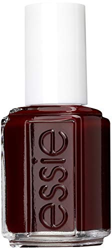 Essie Nagellack für farbintensive Fingernägel, Nr. 50 bordeaux, Rot, 13.5 ml