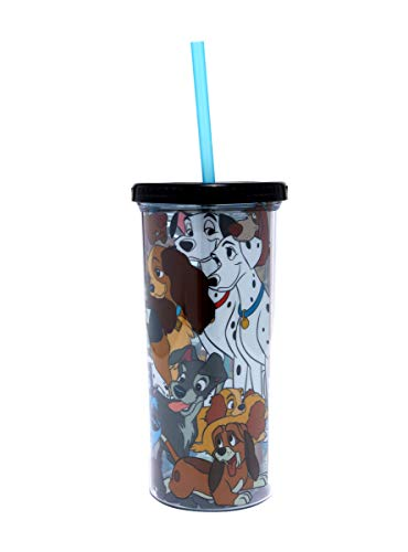 Disney Dogs Acrylic Travel Cup MULTI One Size