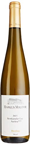 Weingut Markus Molitor Bernkasteler Lay Riesling 2015 Auslese (1 x 0.75 l)