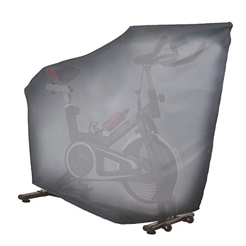 Suppemie Exercise Bike Cover Home Bike Dust Protection Dust and Waterproof Cover Suitable for Indoor and Outdoor Use