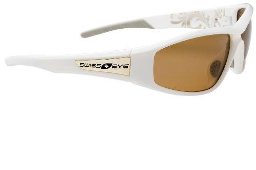Swiss Eye Bedretto - Gafas deportivas (147 mm) blanco white/champagne Talla:147mm