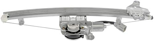 Dorman 748-016 Power Window Motor and Regulator Assembly for Select Nissan Models