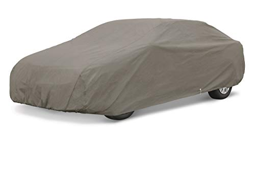 AmazonBasics Car Weather Cover, XXL Sedan