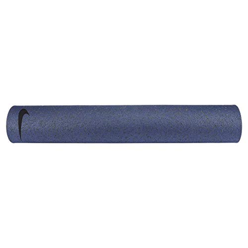 Nike Esterilla de yoga unisex para adultos, color azul, 61 x 172 cm