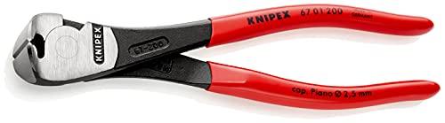 KNIPEX Alicates de corte frontal de fuerza (200 mm) 67 01 200