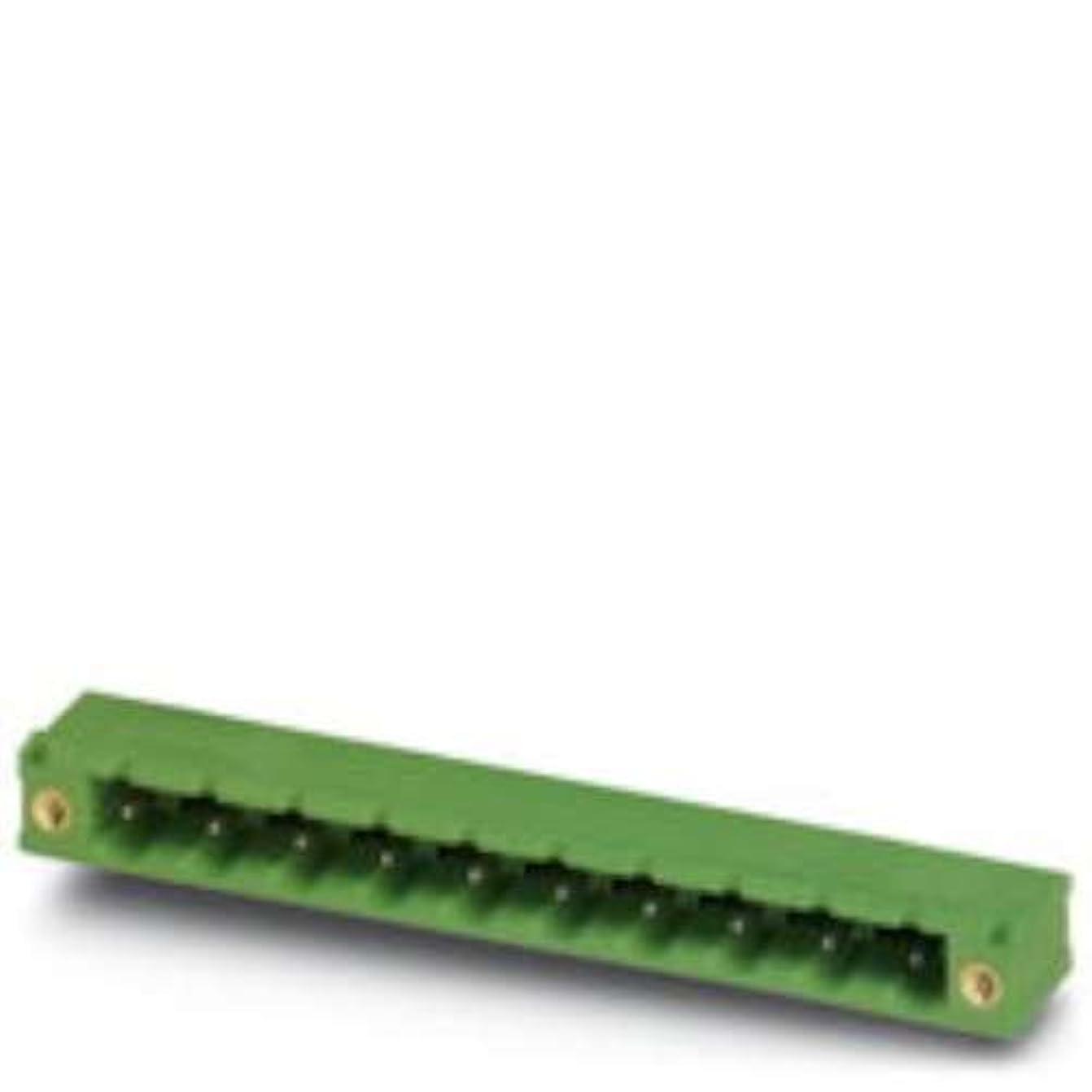 会社おそらく掻くPhoenix Contact 基板ヘッダ 3極 基板用コネクタ 1795899