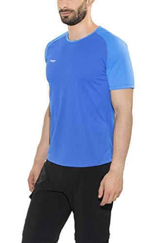 Bergans Slingsby - T-shirt manches courtes - bleu Modèle S 2017 tshirt manches courtes