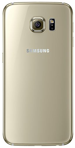 Samsung Galaxy S6 Gold 64GB SIM-Free Smartphone (Generalüberholt)