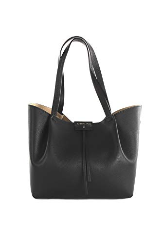 PATRIZIA PEPE BORSA SHOPPING IN PELLE 2V8895 A4U8 Misure/cm L24,5xA22xP12,5