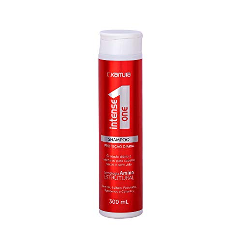 Shampoo Sulfate Free Intense One, C.Kamura, 300 ml
