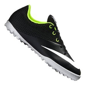Nike Unisex de niños mercurialx Pro TF de fútbol guantes, infantil, negro, 37,5