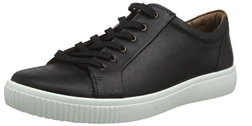 Hotter Tobago Sneaker Uomo, Nero (Jet Black 026), 43 EU (9 UK)