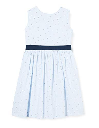 ZIPPY Vestido para niña ZY SS20, Dress Blue 19/4024 TC, 4/5 para Niñas