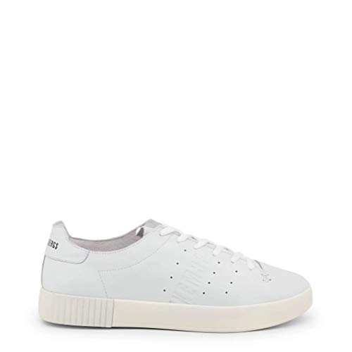BIKKEMBERGS Herren Sneakers Weiß, Modell: Cosmos, Größe:40