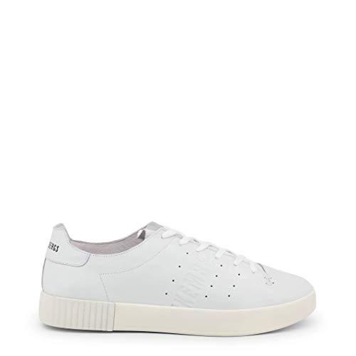 BIKKEMBERGS Herren Sneakers Weiß, Modell: Cosmos, Größe:46