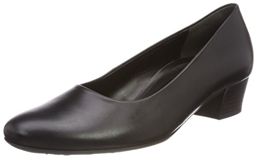 Gabor Shoes Damen Comfort Fashion Pumps Schwarz (Schwarz 57), 38.5 EU