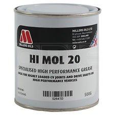 Millers huiles Hi MOL 20 Specialist Haute Performance Graisse CV 500 g
