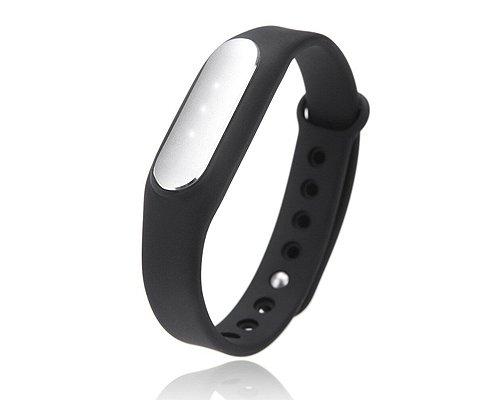 BOS Original de Xiaomi Mi Banda inteligente Fitness Tracker pulsera para Android Smartphone ios7.0 iPhone Mi4 M3 MIUI: Amazon.es: Deportes y aire libre