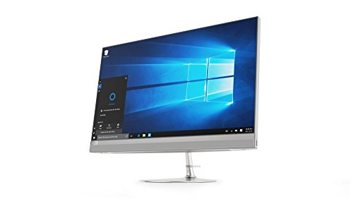 Lenovo Ideacentre AIO 52027ICB 27'Quad HD (Intel Core i5, 8 Go de RAM, Disque Dur 1To, HD Graphique, Windows 10)