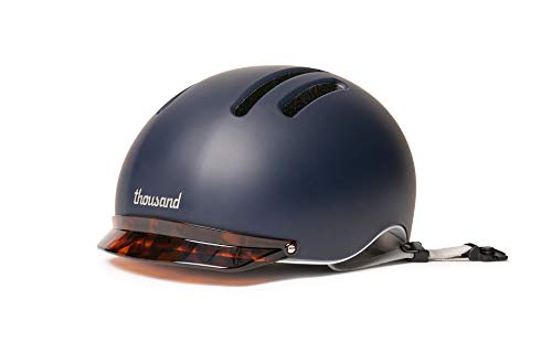Thousand Adult Bike Helmet - Chapter Collection - Club Navy, Large, MIPS