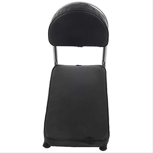 Bigsized Comfort Bike Seat, Comoda sella per bicicletta Seggiolino per bici per bambini Seggiolino posteriore per bici Kid Bici per bicicletta Corrimano posteriore Bracciolo Portabimbo Sedile post
