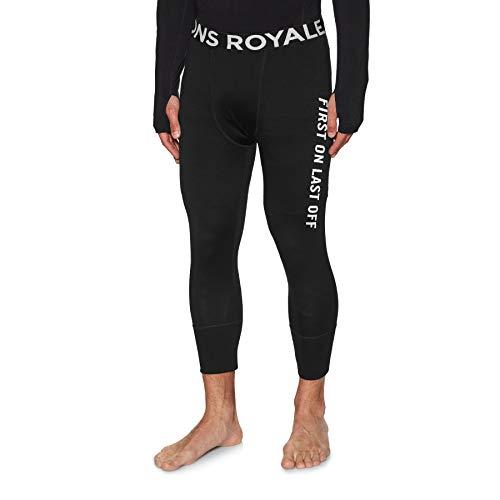 Mons Royale Heren Shaun-off 3/4 Legging Base Layer