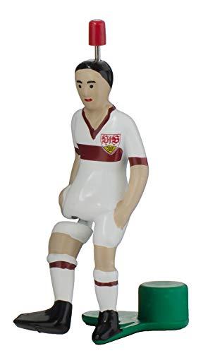 TIPP-KICK 000267 VfB Star-Kicker weiß